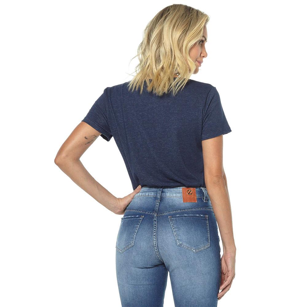 T-Shirt Osmoze 06 Jeans 602110168 Azul