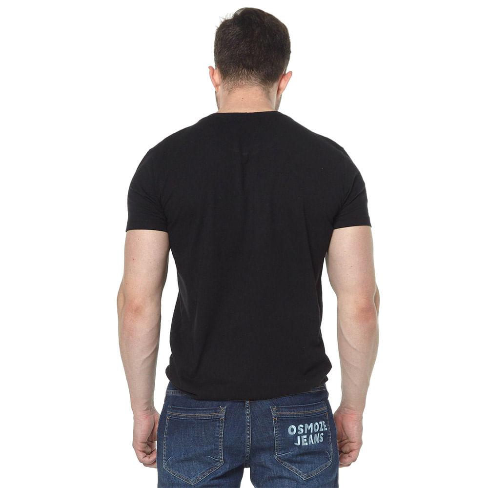 Camiseta Osmoze 18 110112786 Preto