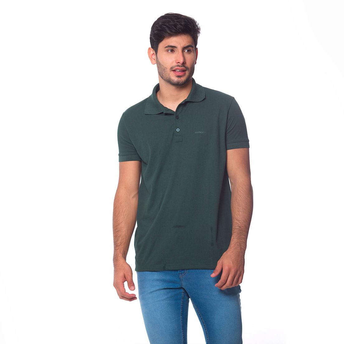 Polo Osmoze Z 109111408 Verde